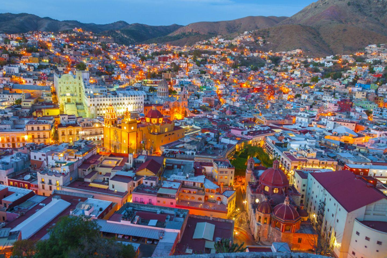 Guanajuato City, Mexiko
