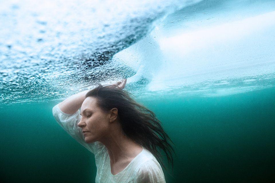 Johanna unter dem Eis