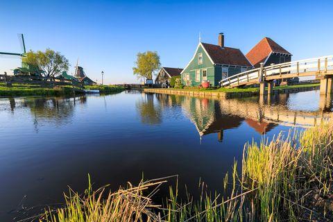 Zaanse Schans, Niederlande
