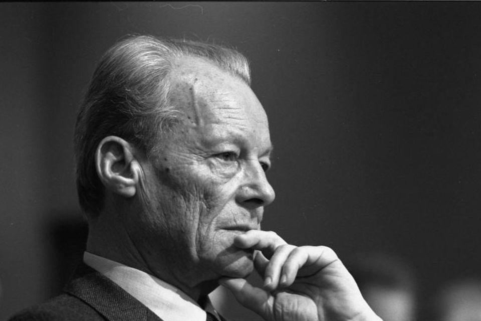 Willy Brandt 1983