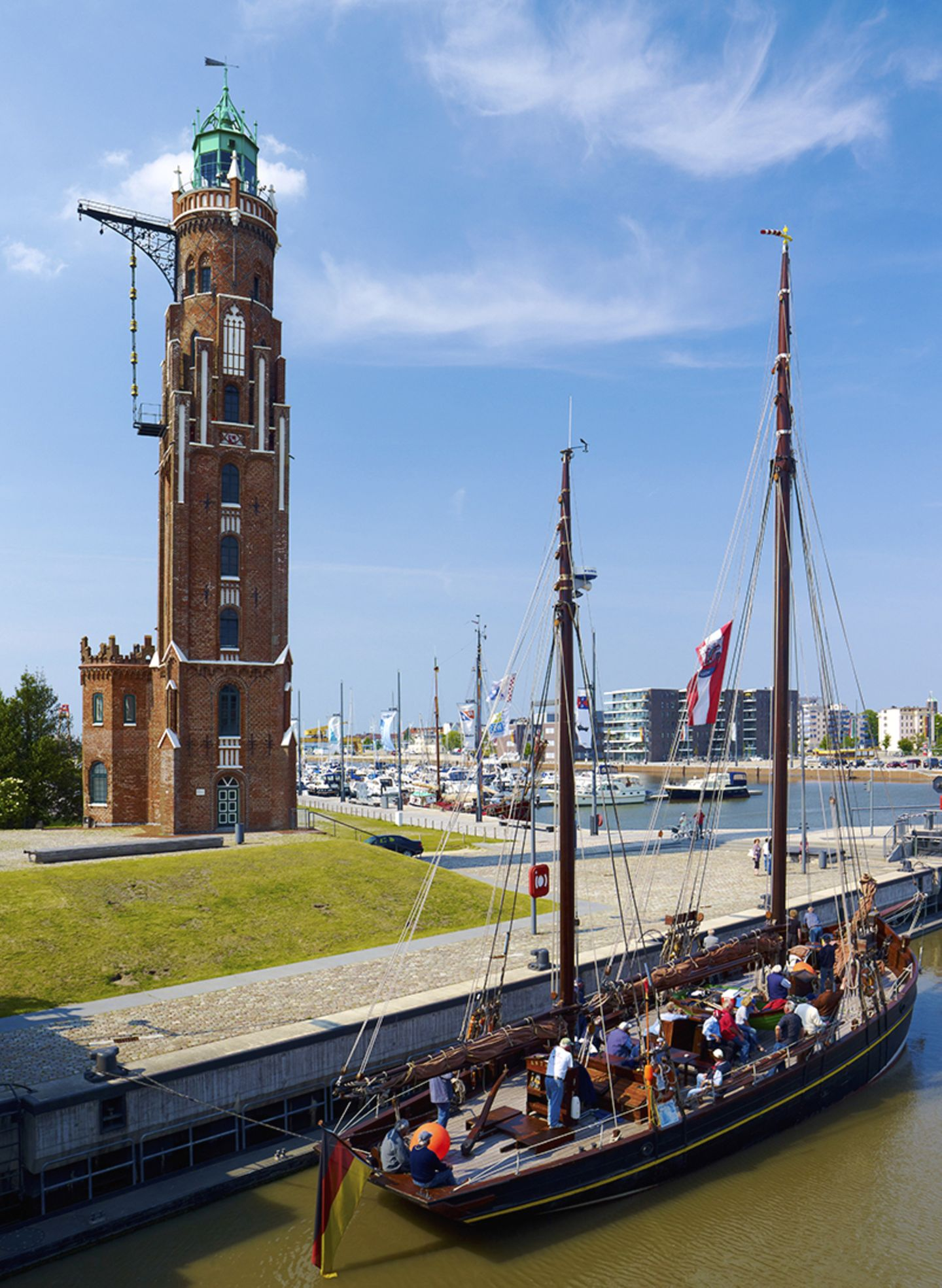 Leuchtturm Bremerhaven