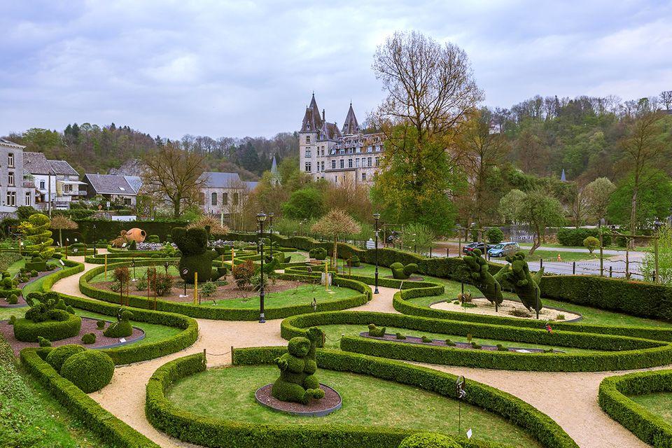 Topiary Park, Belgien