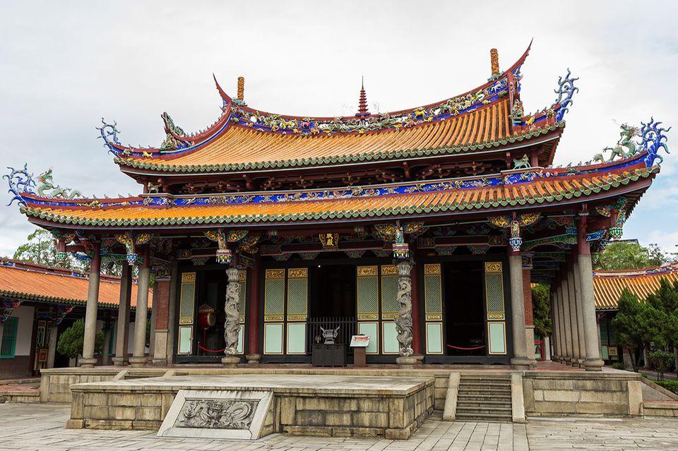 Konfuzius-Tempel