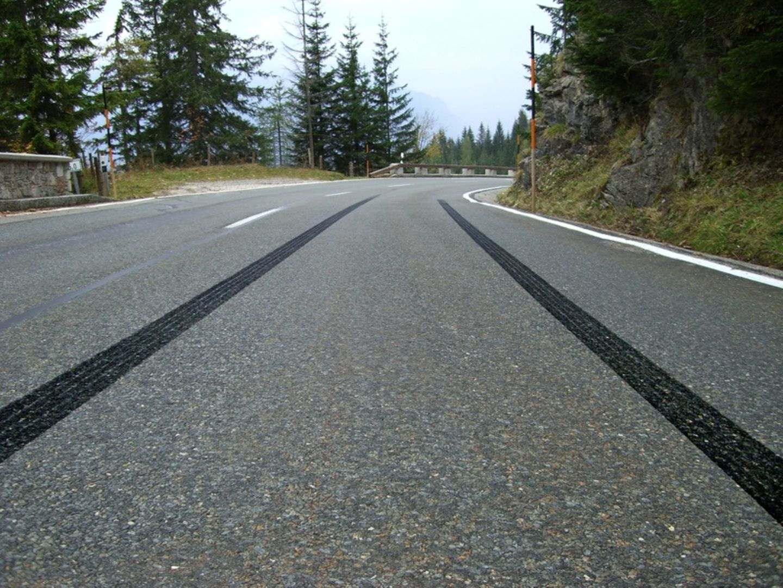 Autoreifen, Bremsspuren