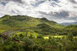 West Highland Line, Schottland