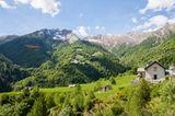 Centovalli-Panoramazug, Italien und Schweiz