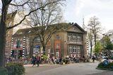 Grindelviertel in Hamburg