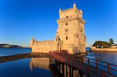 Turm von Belem, Lissabon