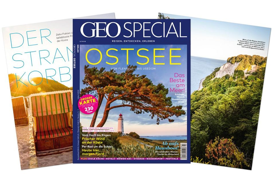 GEO Special Ostsee