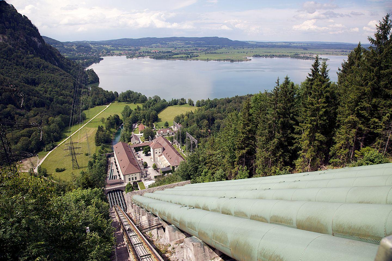 Walchenseekraftwerk, 2011