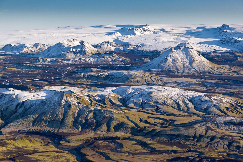 Island, Katla, Emstrur