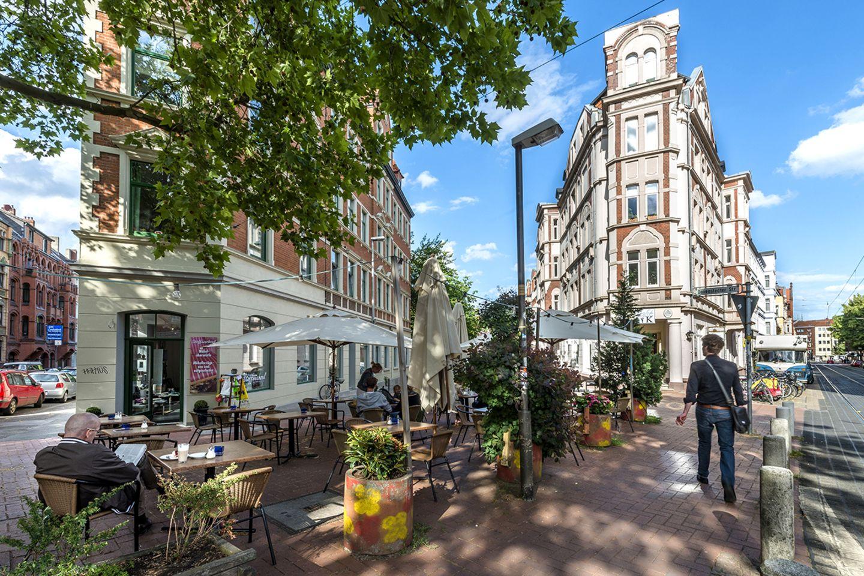 Cafe K, Linden, Hannover
