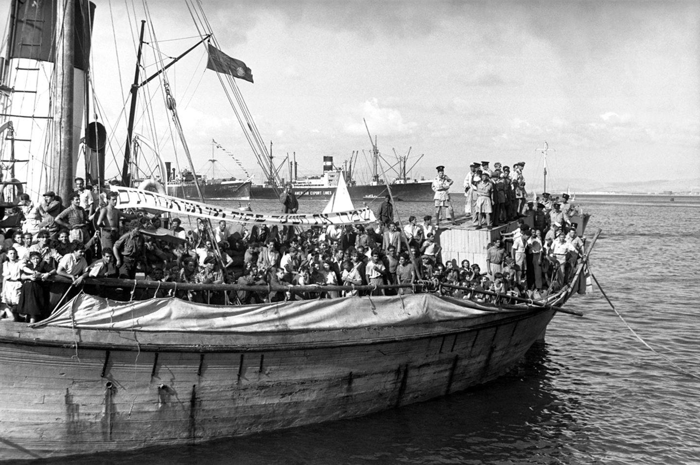 Haviva Reik, Jüdische Flüchtlinge