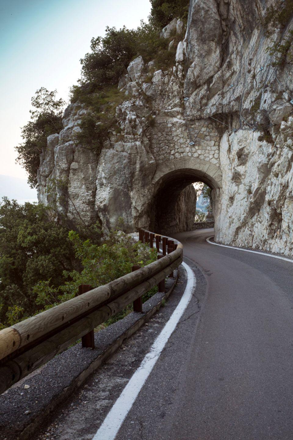 Panoramastrasse, Gardasee