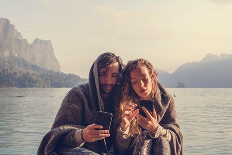 Smartphone, Paar