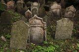 Jüdischer Friedhof, Prag, Tschechien