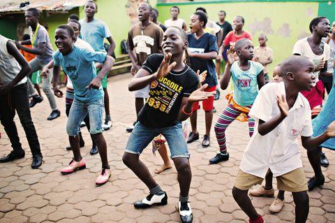 Unicef in Uganda