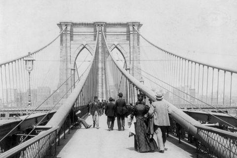 Brooklyn Bridge, 1894