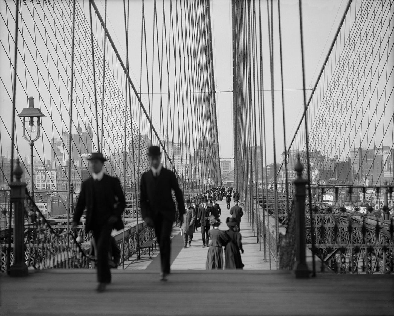 Brooklyn Bridge, 1902