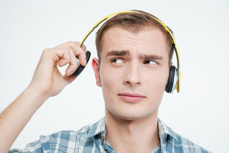 Streit um Audiodatei: Richtig gehört? So mancher zweifelt beim Hören der Audiodatei an seiner Wahrnehmung