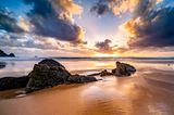 Praia do Castelejo, Algarve, Portugal
