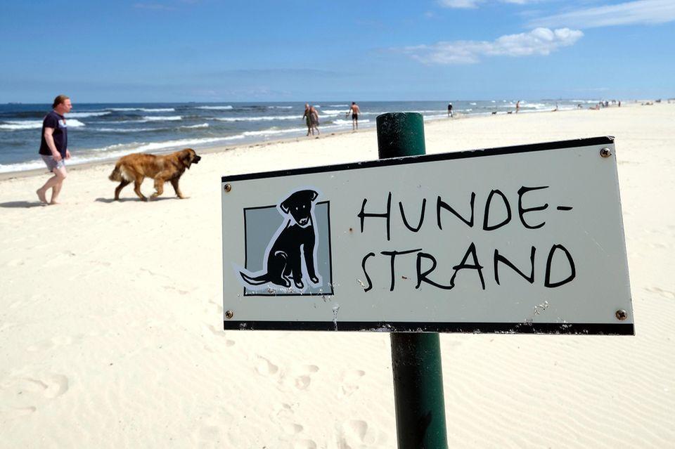 Hundestrand, Spiekeroog