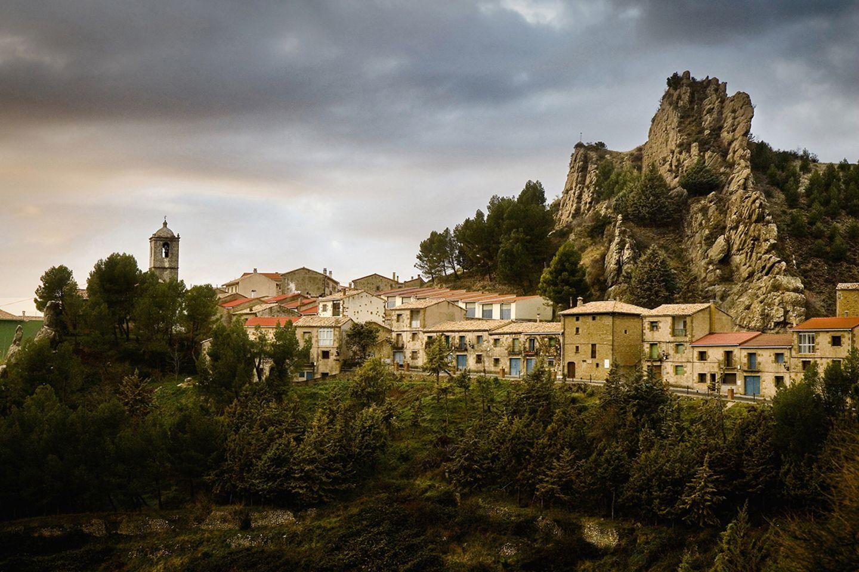 Petilla de Aragon, Spanien