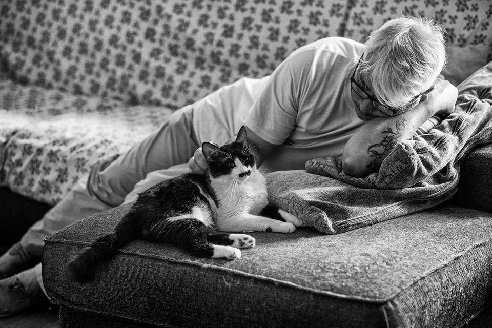 Sabrina Boem - Männer und Katzen - [GEO]