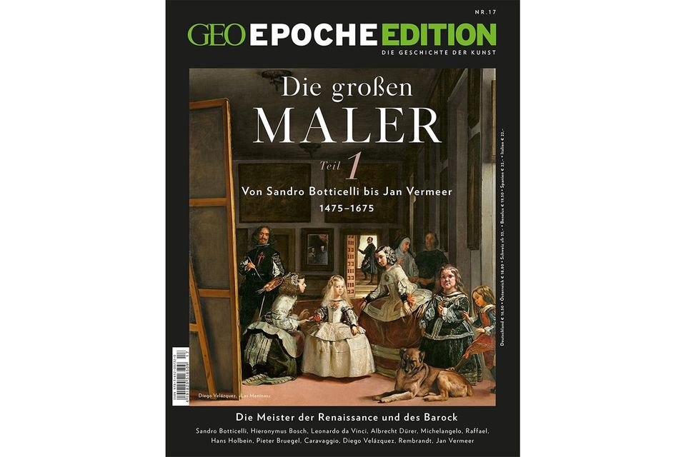 GEO Epoche Edition - Die großen Maler