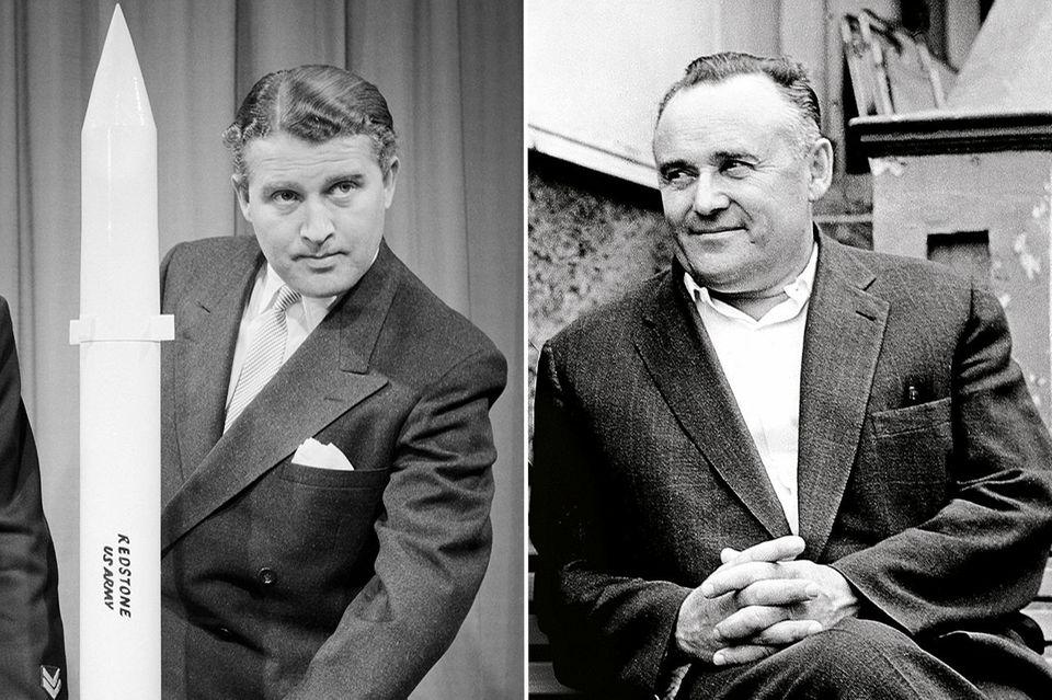 Weltraumpioniere: von Braun, Koroljow