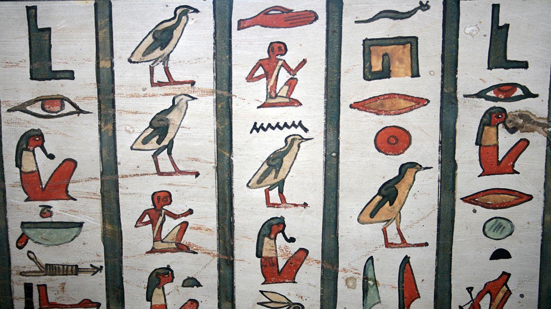 Hieroglyphen Wie Sie das Alphabet der Ägypter lesen   [GEO]