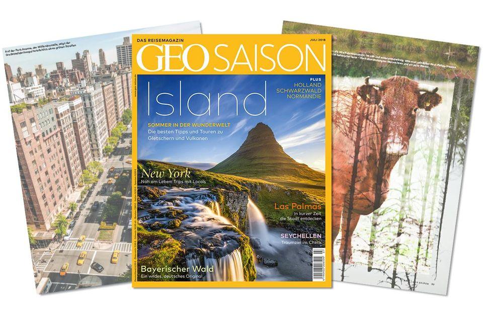 GEO Saison - Island