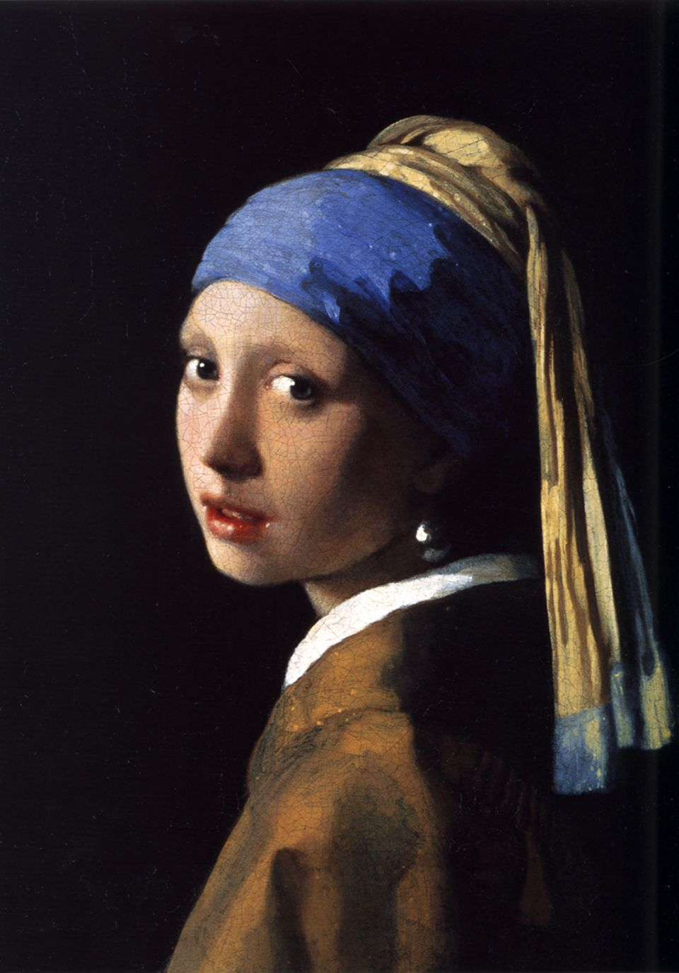 Jan Vermeer - Das Mädchen mit dem Perlenohring