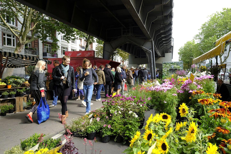 Isemarkt, Hamburg