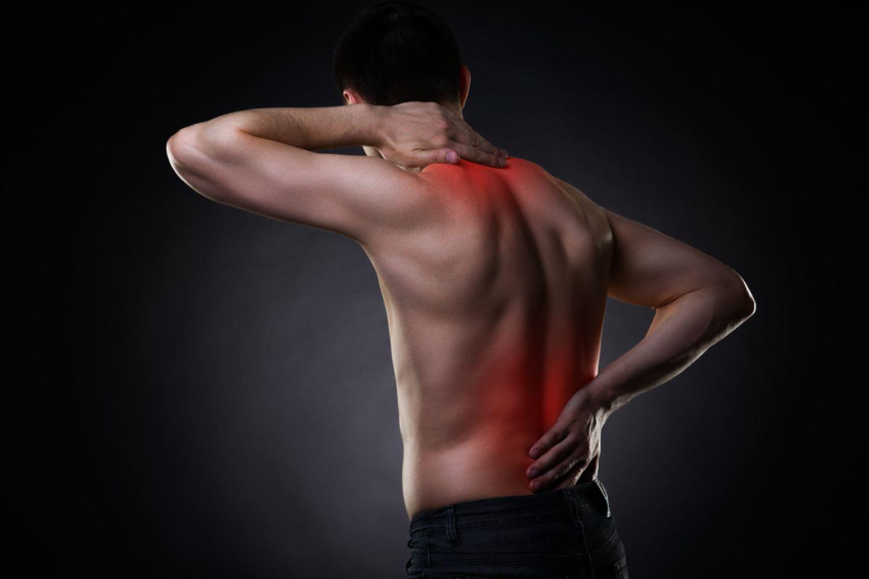 Rückenleiden