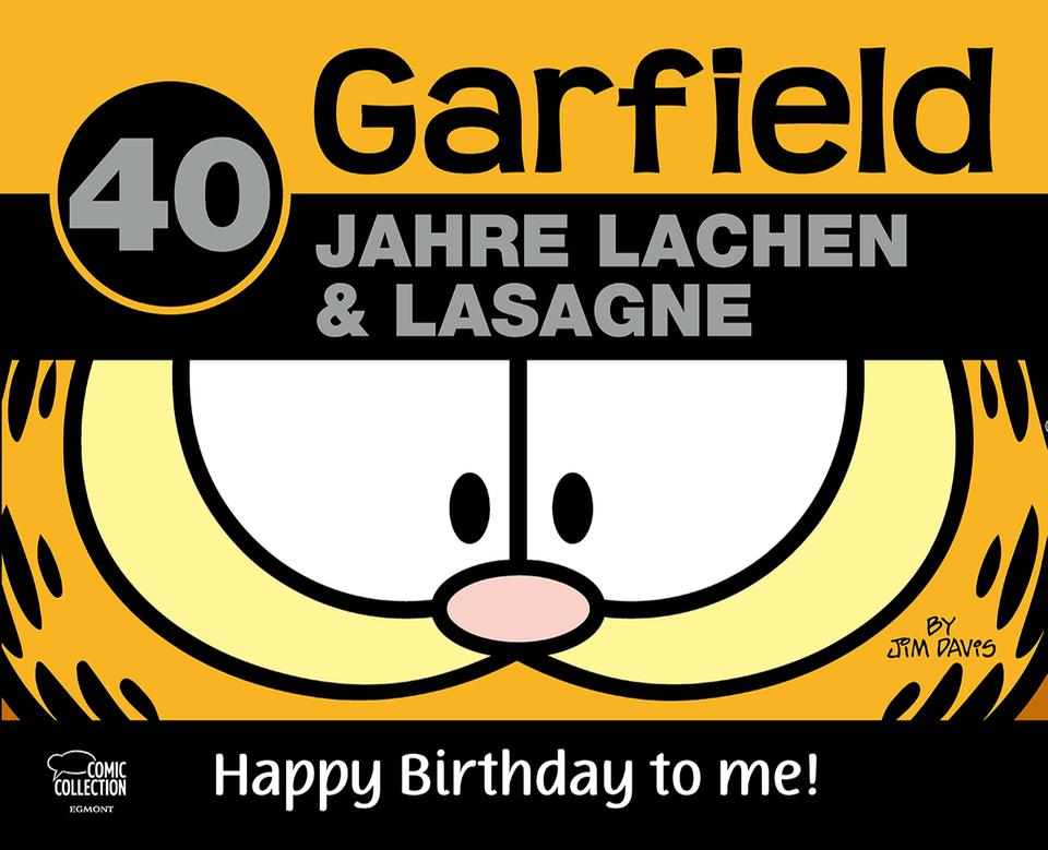Runder Geburtstag: Comic-Kater Garfield wird 40 Jahre alt