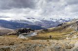 Cordillera Huayhuash, Anden