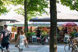 Elisabethmarkt - München