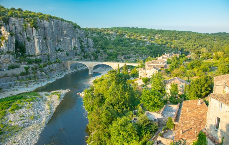 Balazuc, Frankreich
