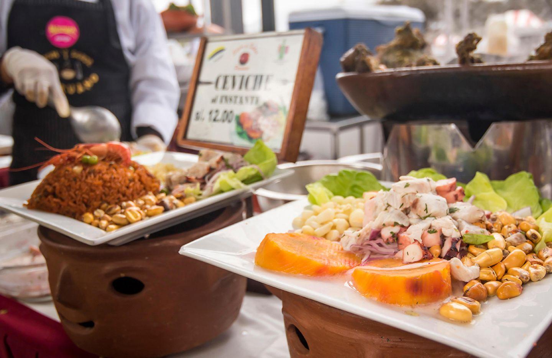 Street Food, Lima, Peru