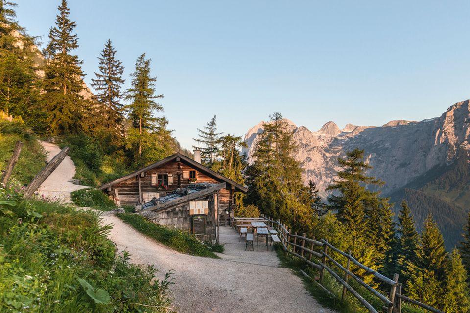 Schärtenalm, Bayern