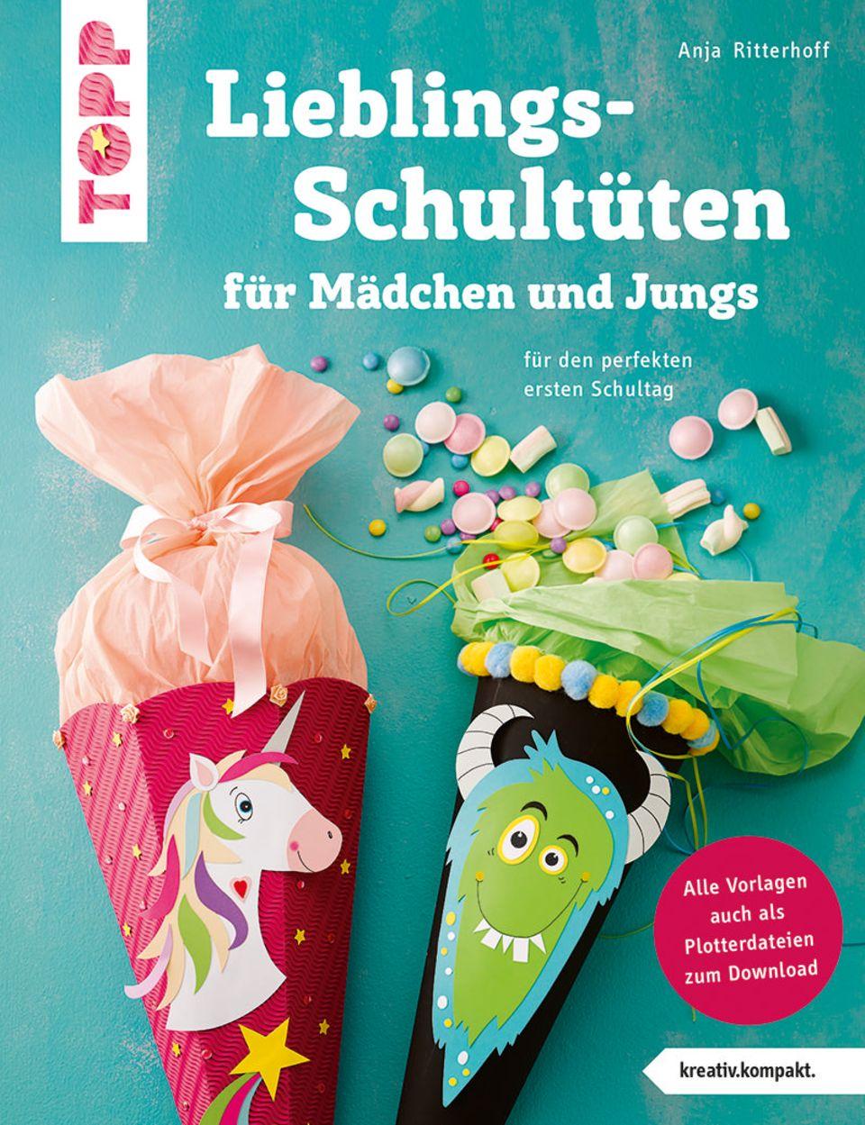 Lieblingsschultüten Cover