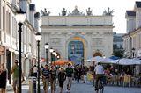 Brandenburger Straße in Potsdam