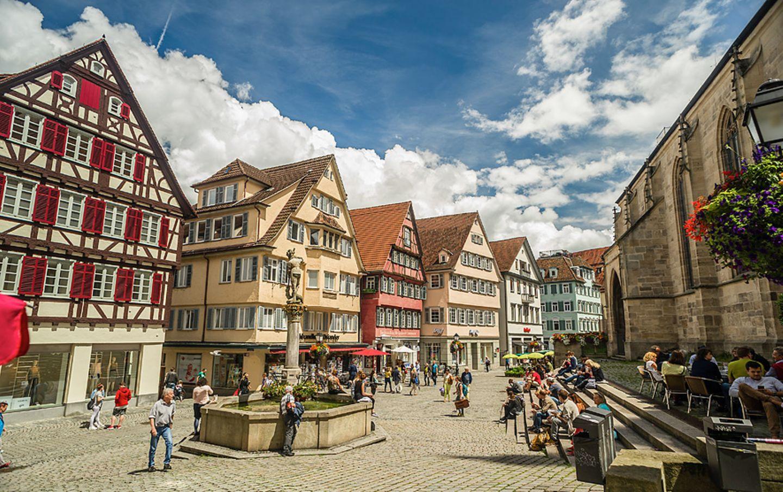 Holzmarkt, Tübingen