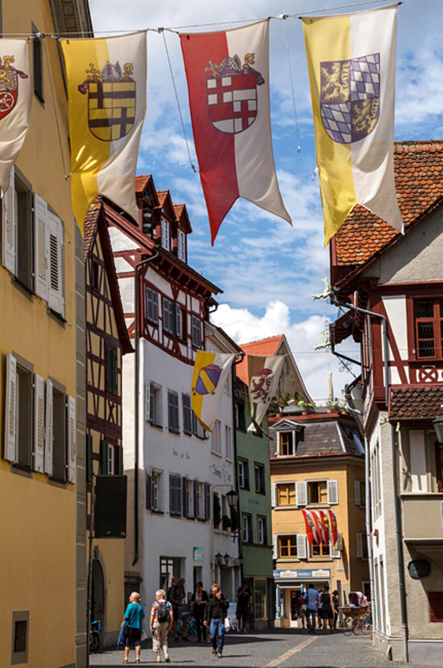 Niederburg, Konstanz