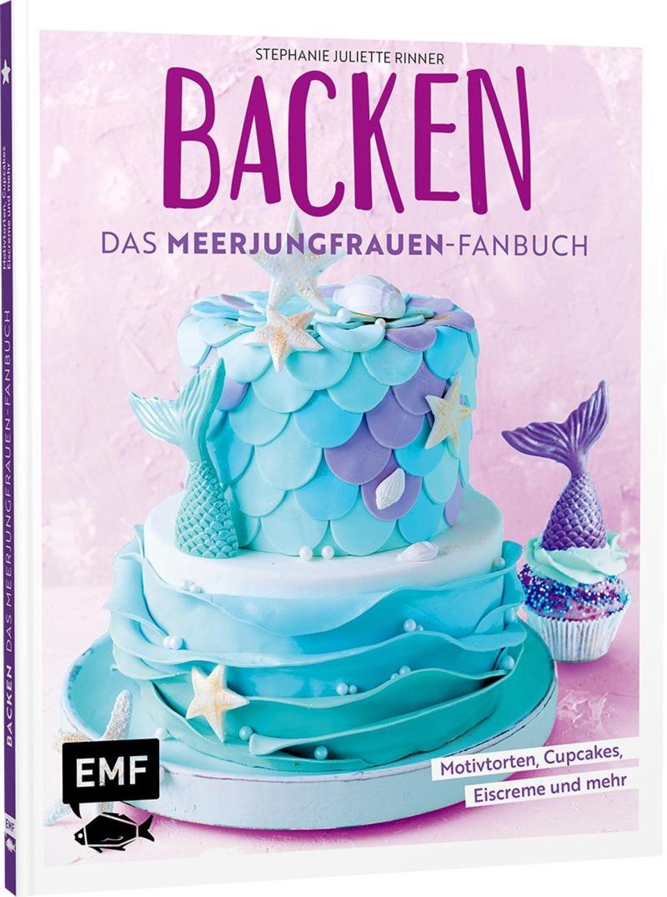 Meerjungfrauen-Backbuch