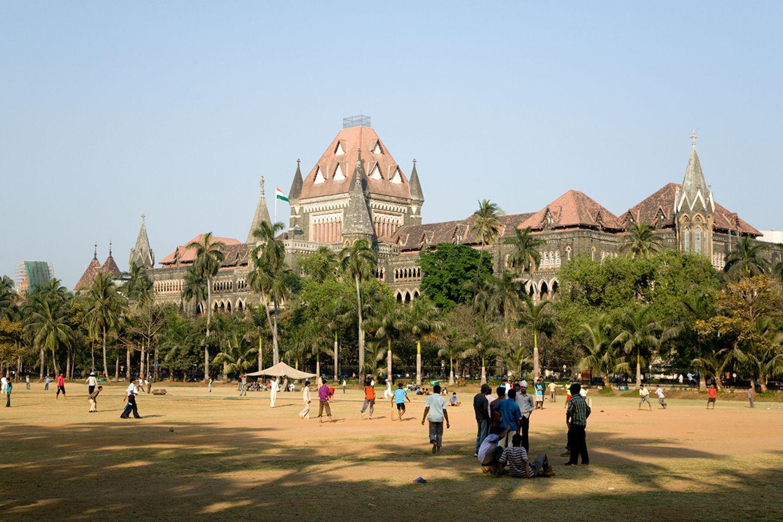 Oval Maidan, Indien