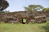 Kenia, Archäologische Stätte Thimlich Ohinga