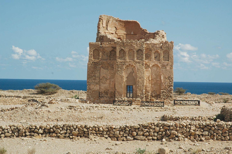 Oman, Antike Stadt Qalhat