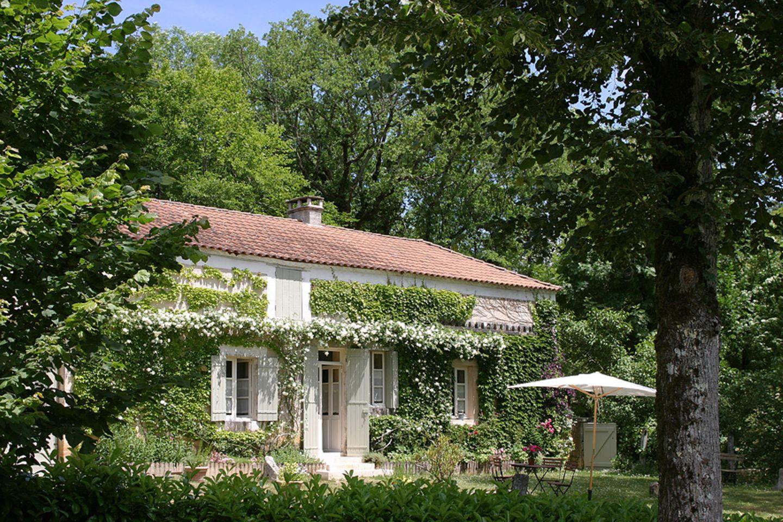Bauernhaus in Frankreich